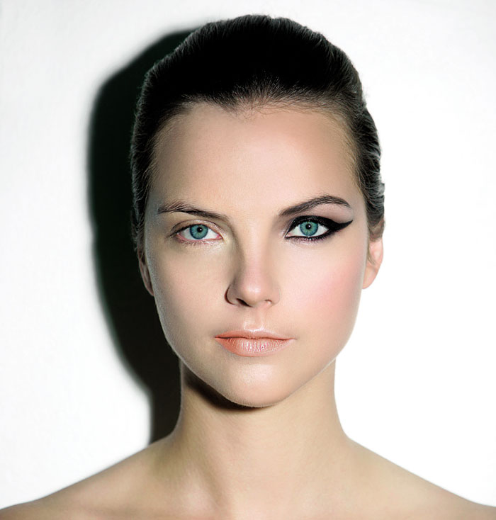 ojos orientales maquillaje