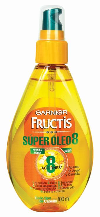 Super Óleo 8, $3.990, Fructis Garnier