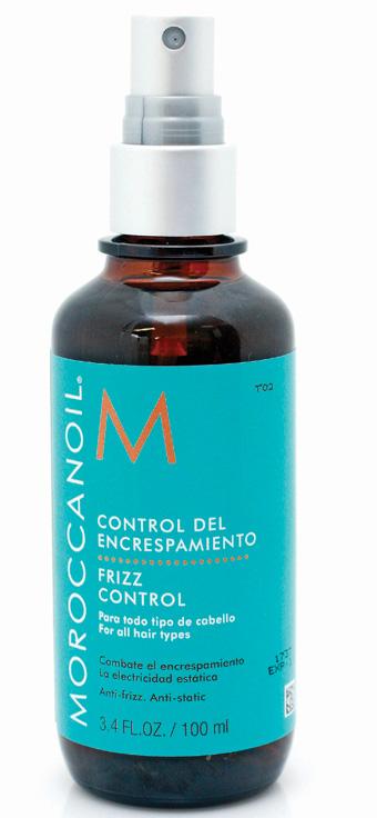 Control de Encrespamiento, $16.900, Moroccanoil 8. Elixir Ultime, $26.900, Kérastase