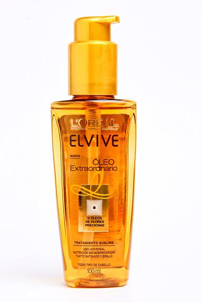 Óleo Extraordinario Elvive, $5.990, L'Oréal Paris