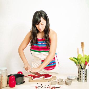 Cocina virtual y verde revista mujer for Cocinar para 40 personas