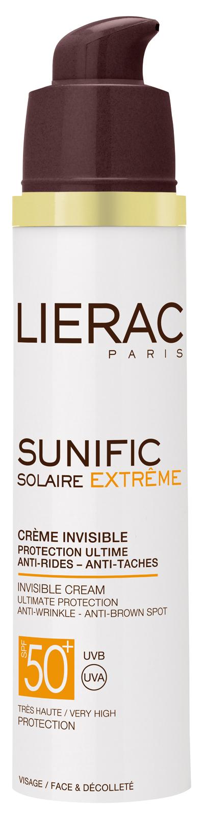 Sunific Solaire Extréme Facial Fluido SPF 50, $19.900