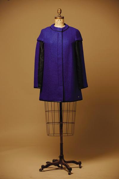 Modelos de abrigos tres cuartos