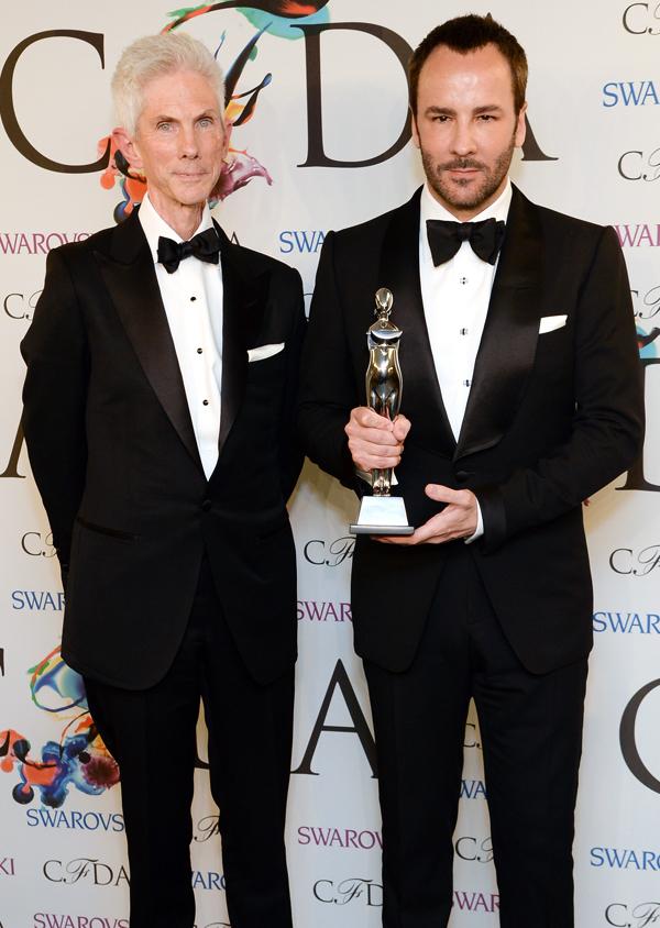 Richard Buckley y Tom-Ford