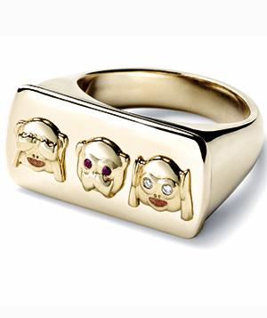 Resultado de imagen para anillos con emojis