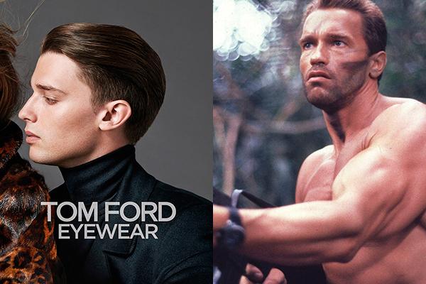 Patrick , hijo de Arnold Schwarzenegger.