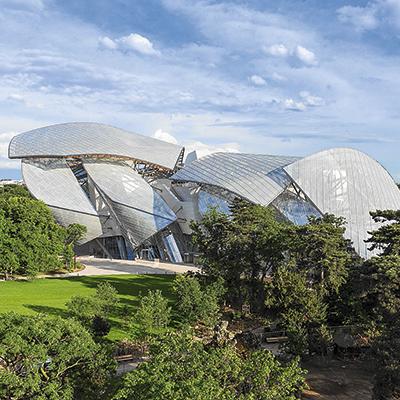 Fundación Louis Vuitton: La 'nave' del arte