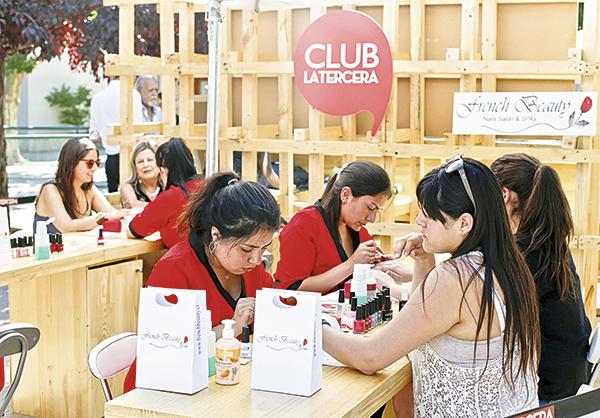 Club La Tercera regaloneó a sus socias