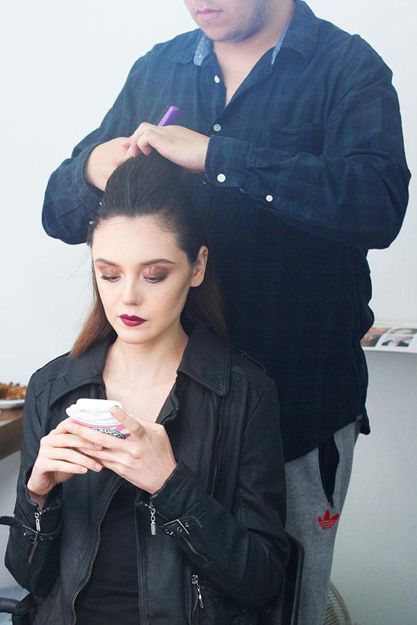 Make-upista