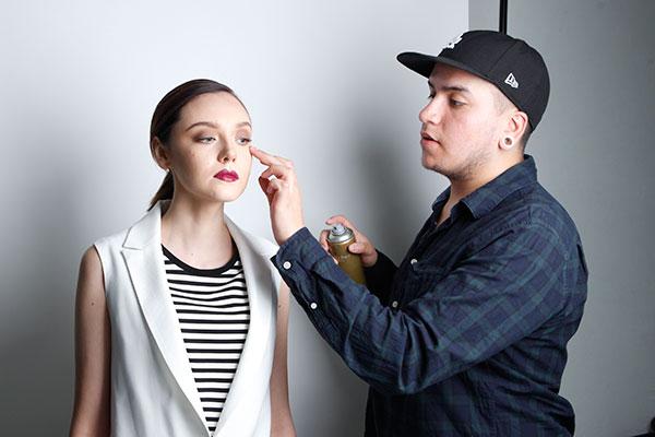 Gloss para el efecto húmedo de Make-upista