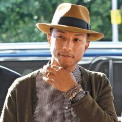 Pharrel Williams dest.
