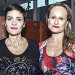 Valeria Iacono y Claudia Prieto