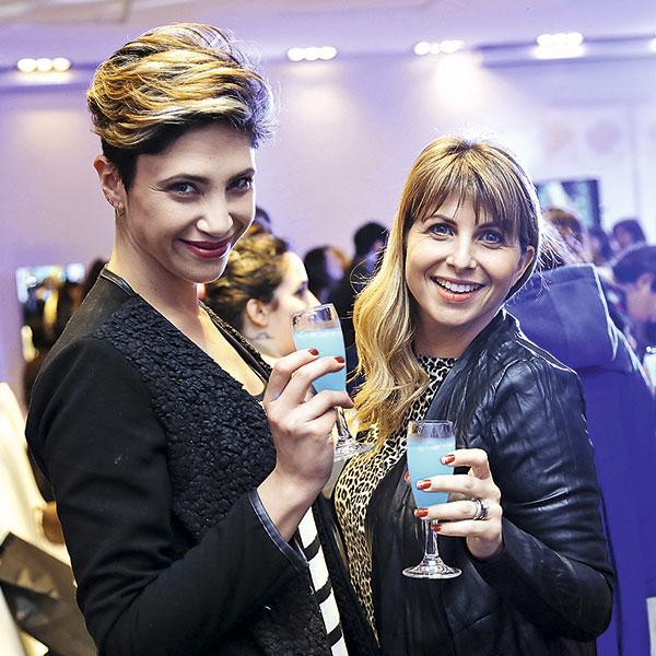 Bea Palma y Nicole Benado