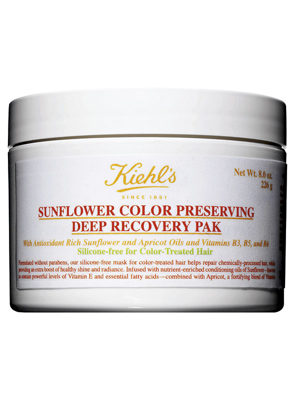 Kiehl's, Sunflower Color Preserving Deep Recovery Pak, $17.900
