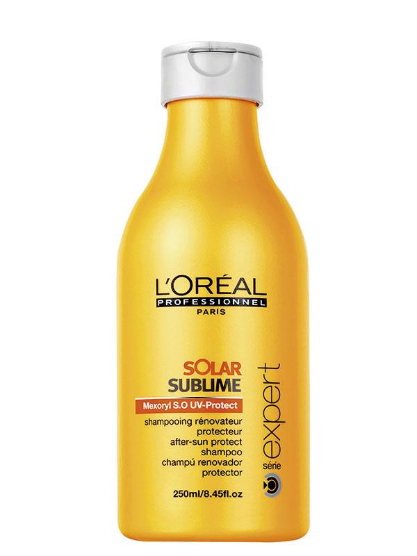 L'Oréal Professionnel, champú protector contra los rayos UV, $13.700