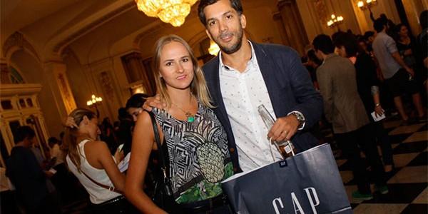 Francesca Rocca y Victor Villalobos