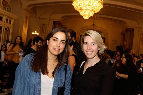 Francisca Moyano y Constanza Eyzaguirre