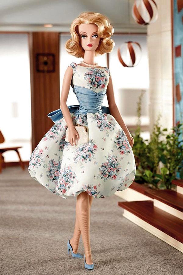 Barbie Mad Men.