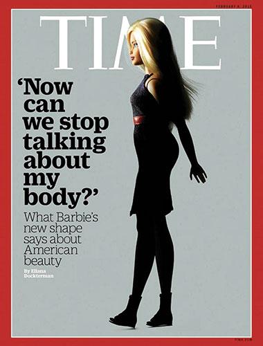 Portada Time, febrero 2016.