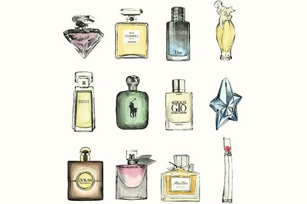 Perfumes Legendarios