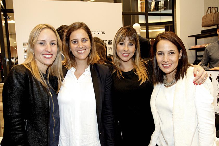 Marina Peña, Laura Wallerstein, Tiffany Aleman, Alexandra Alfaro.