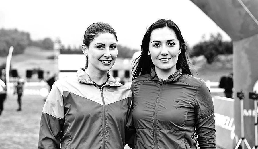 Pamela Letelier y María Carolina Díaz