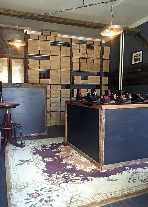 La tienda Sitrana en el barrio Williamsburg, Brooklyn.