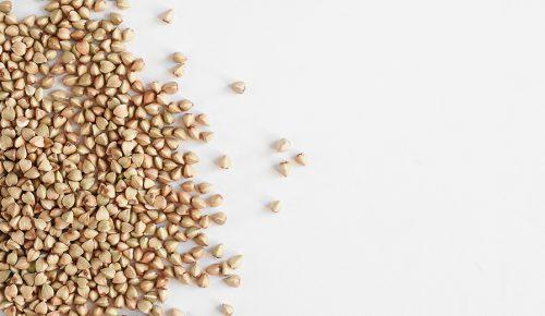 El poder del trigo sarraceno