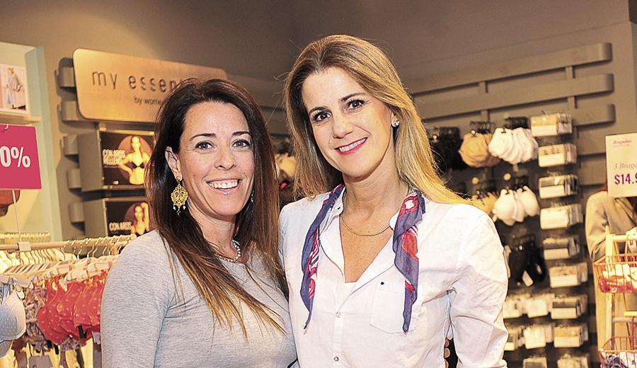Berni Aldunate y Patricia Larraín