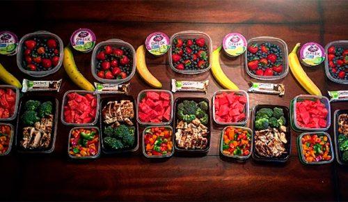 #mealprep, la nueva tendencia para comer sano y ahorrar dinero