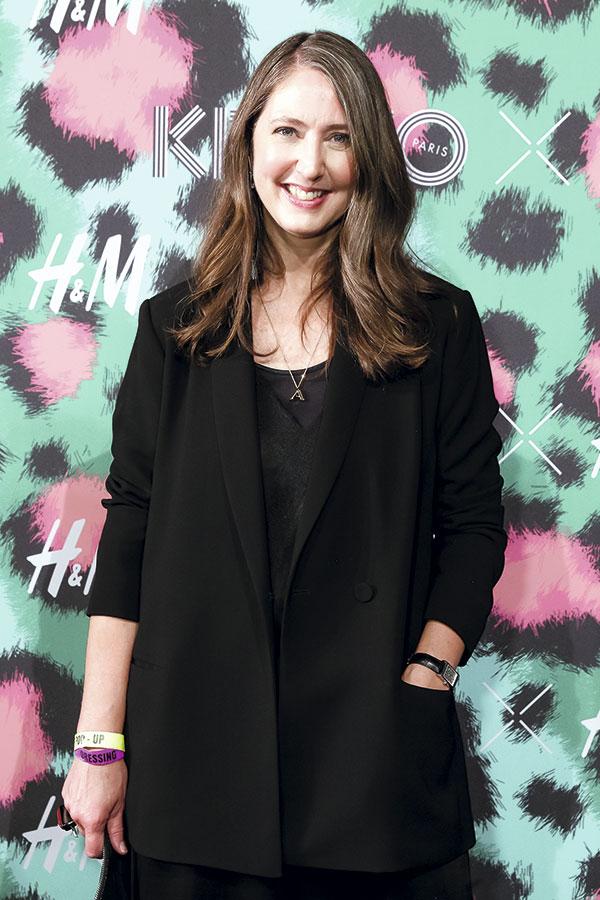 Ann-Sofie Johansson es asesora de creación de H&M, y una pieza fundamental en el desarrollo de estas colecciones.