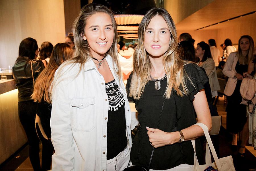 Andrea y Valentina Barends