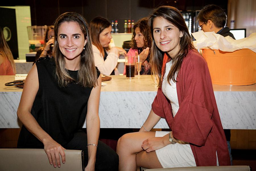 Bibiana Ceratti y Florencia Uslar