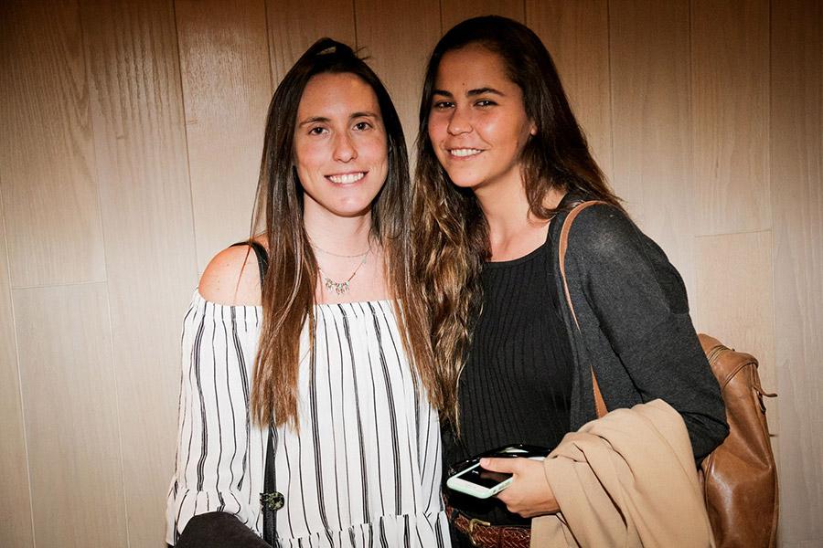 Manuela Ruiz y Emilia Fantini