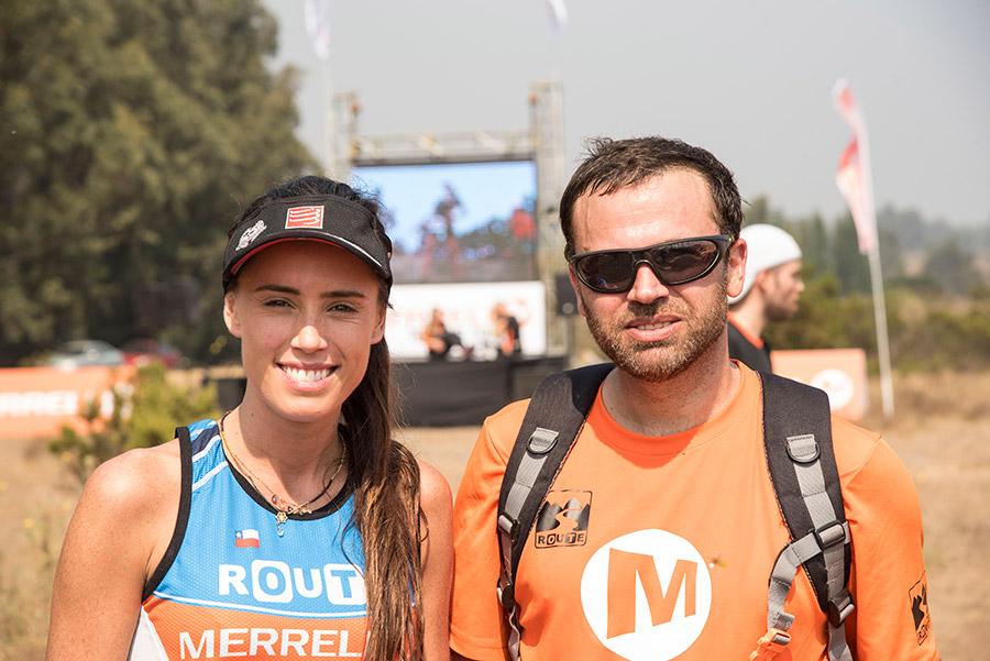 Javiera Vargas y Nicolás del Campo