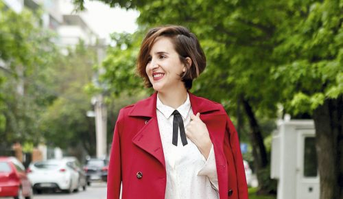 Super Cranberry: Josefina Zuazola