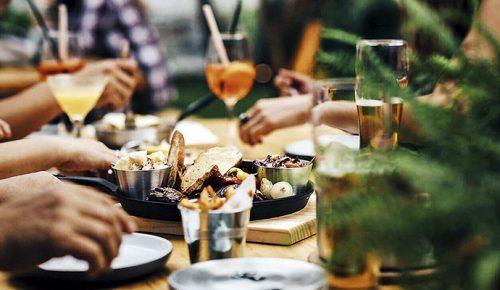 Alimentación saludable en vacaciones