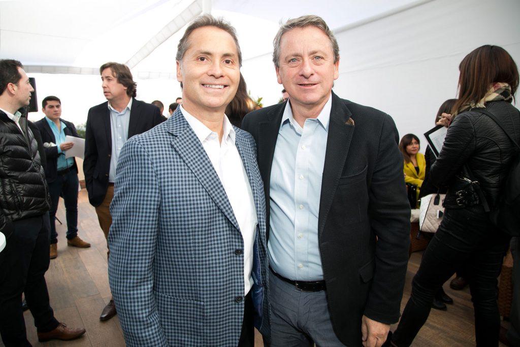 Daniel Czerny y Esteban Halcartegaray