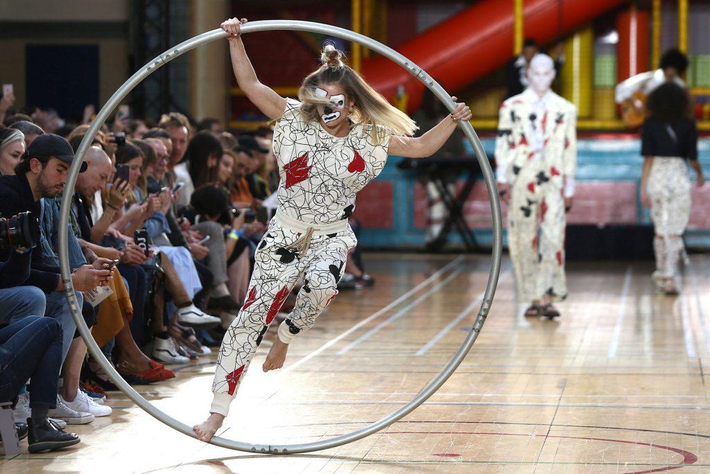 Show de Vivienne Westwood