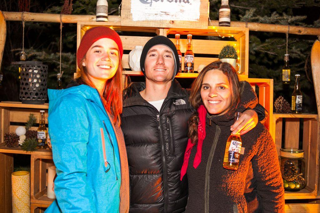 Francisca Santiagos, Cristian Middleton, Ignacia Alvarado