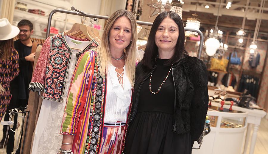 Juliana Vannoni y Lorena Valenzuela