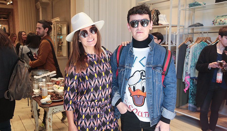 Paola Agulló y Jaime Aguilera