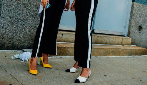 Los pantalones de buzo salen a la calle (y más cool que nunca)