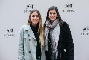 Antonia Egenau y Bárbara Bodelon