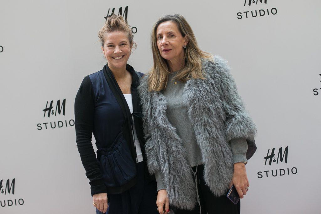 Manena Pomeroy y Andrea Eluchans