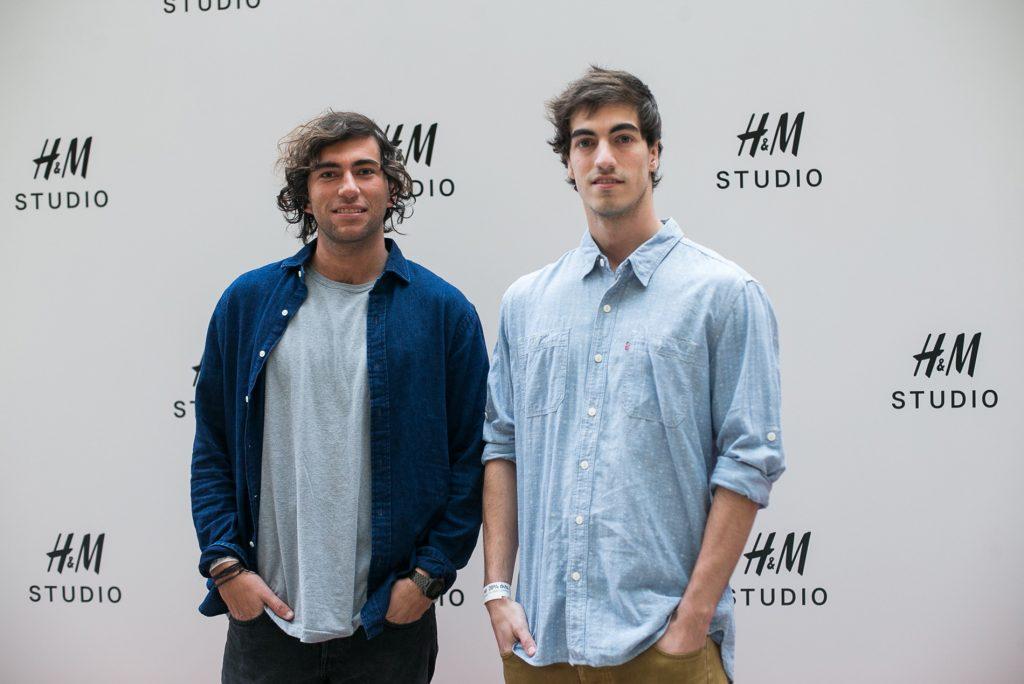 Patricio Medina y Juan Pablo Noguera