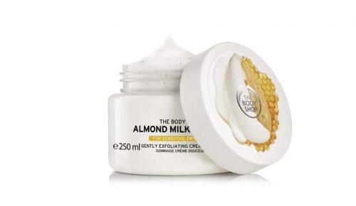 Almond Milk and Honey Cream Scrub, The Body Shop
