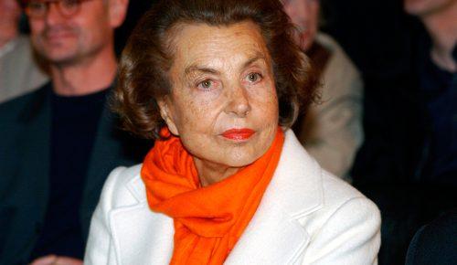 Muere la multimillonaria Liliane Bettencourt, dueña de L'Oréal