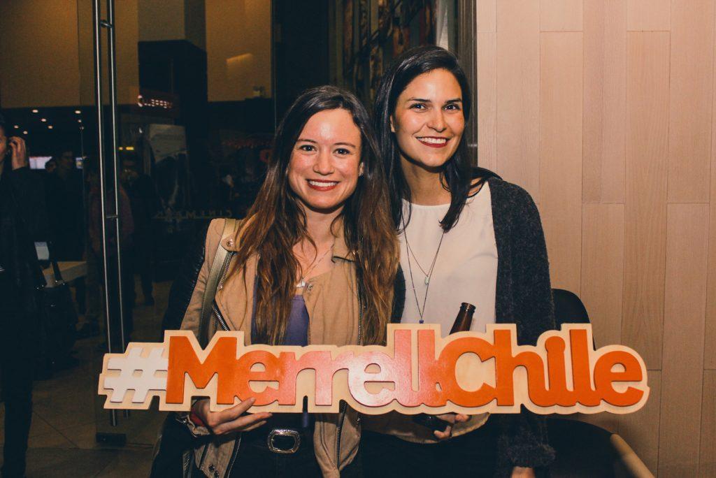 Carolina Bidart y Gabriela Velarde