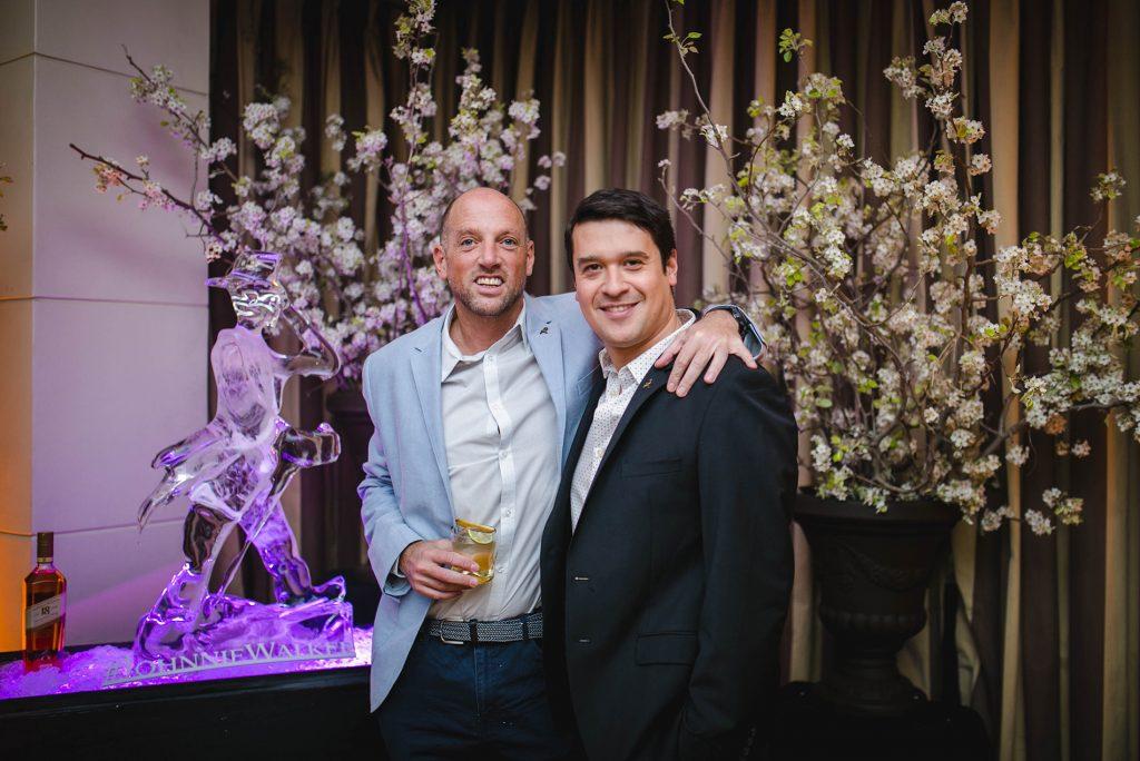 Ricardo Nestler y Nicolás Galinovic